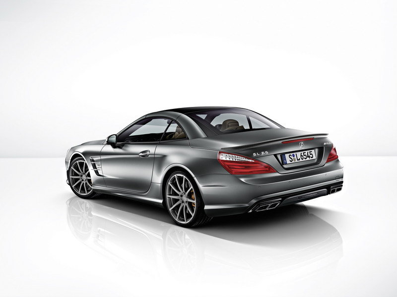 2013 Mercedes-Benz SL 65 AMG 45th Anniversary High Resolution Exterior - image 447041