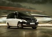 new cars Mercedes-Benz Viano VISION DIAMOND