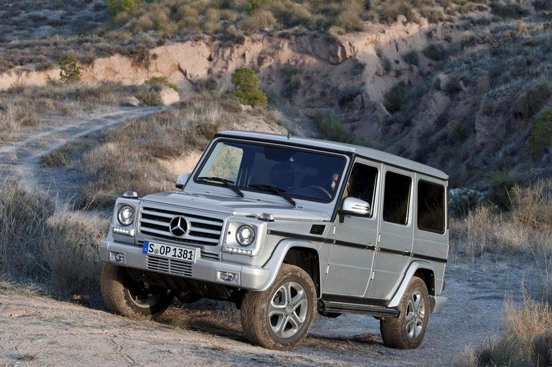 2013 Mercedes G-Class High Resolution Exterior - image 448959