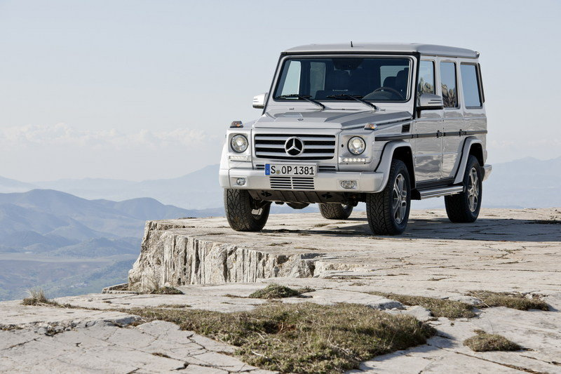 2013 Mercedes G-Class High Resolution Exterior Wallpaper quality - image 448949