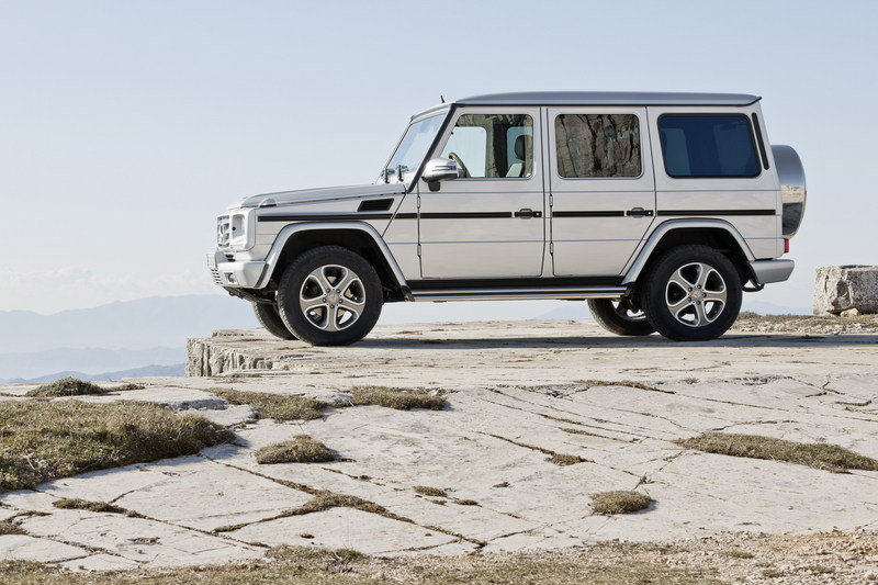 2013 Mercedes G-Class High Resolution Exterior - image 448950