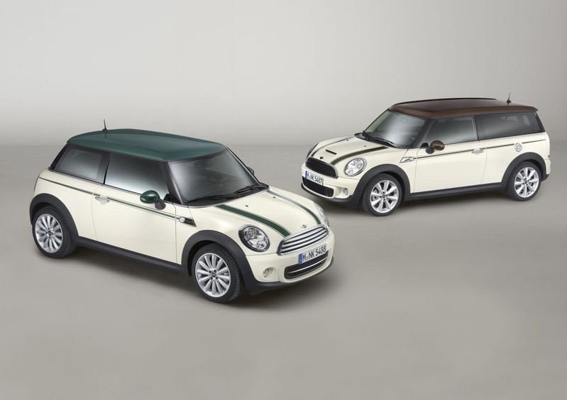 2012 MINI Clubman Hyde Park Edition