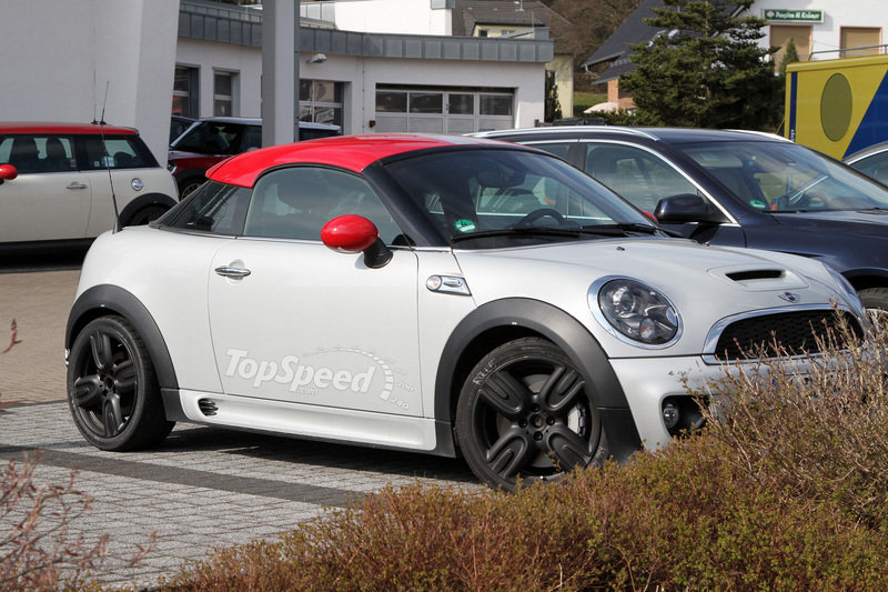 2013 Mini Coupe JCW GP