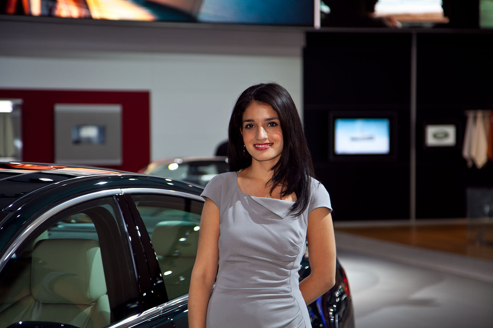 Pebble Beach Car Show >> The Girls Of The 2012 New York Auto Show - Picture 448454 | car News @ Top Speed