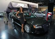 The Girls of the 2012 New York Auto Show - image 448442