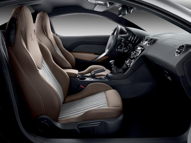 2012 Peugeot RCZ Brownstone Limited Edition