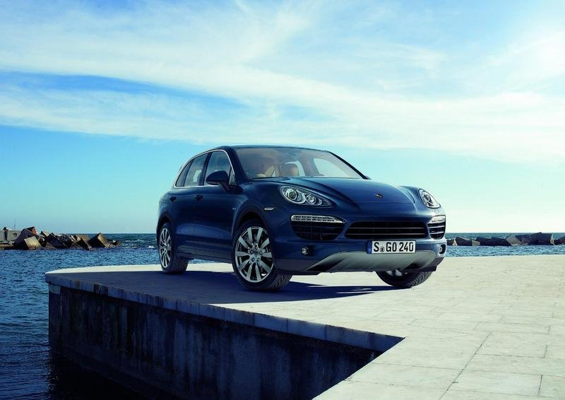 2013 Porsche Cayenne Diesel High Resolution Exterior - image 446577