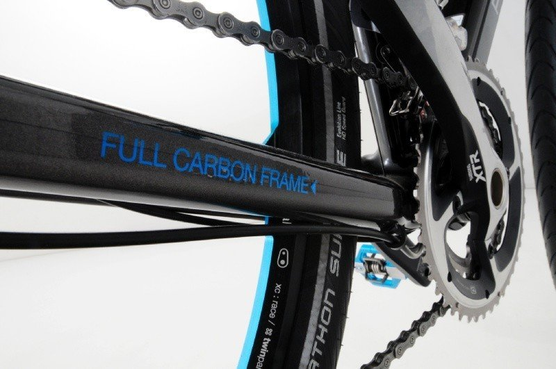 2012 Porsche RS Carbon Bicycle