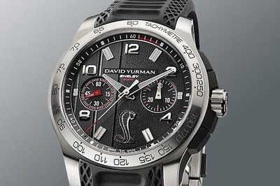 Shelby David Yurman Limited Edition Timepieces