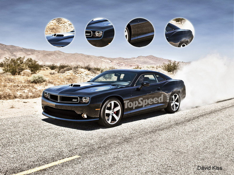 Everything We Know About The 2021 Dodge Barracuda Exclusive Renderings - image 447783
