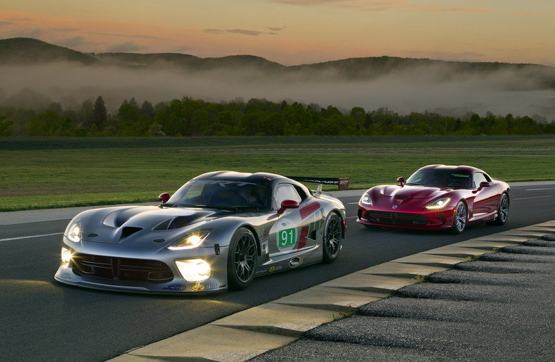 2013 SRT Viper GTS-R High Resolution Exterior Wallpaper quality - image 447216