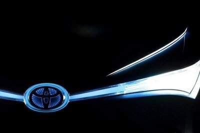 Toyota Teases a New Hybrid Concept Prior to its Beijing Reveal