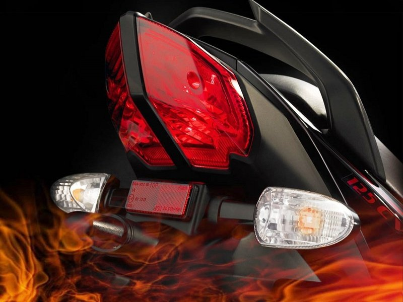 2012 TVS Flame DS 125
