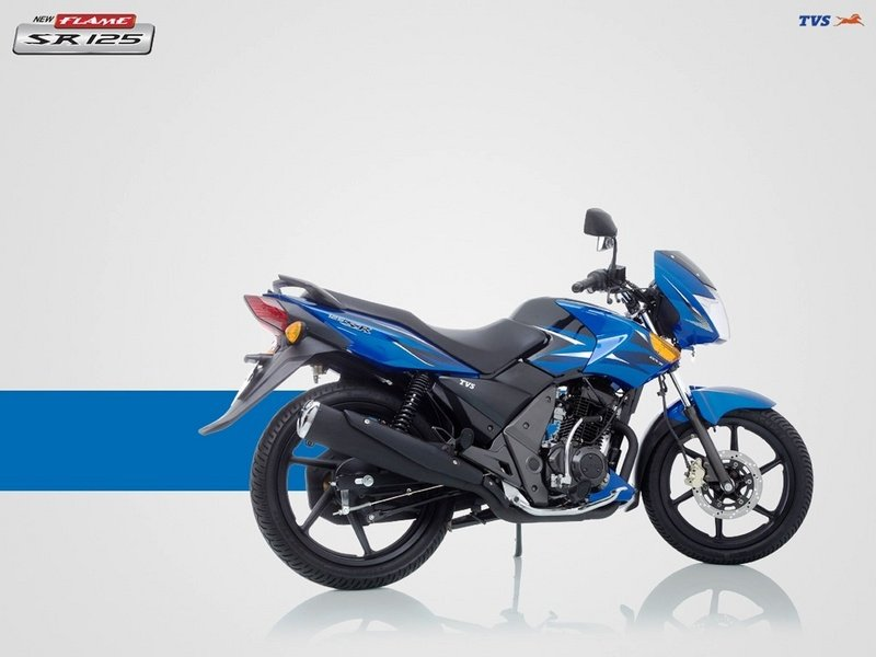 2012 TVS Flame SR 125 High Resolution Exterior - image 451162
