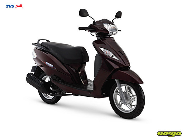 2012 Tvs Scooty Wego Pictures Motorcycle Review Top Speed