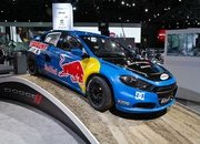 Video: 2013 Dodge Dart Rally Car Plays in the Dirt, Water, and Tarmac - image 447346