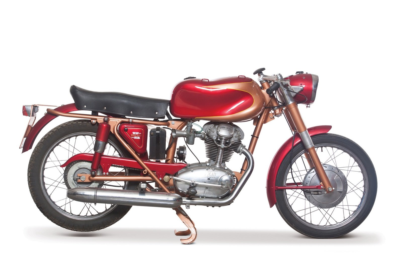 1958 Ducati 175 Sport Picture 453390 Motorcycle Review