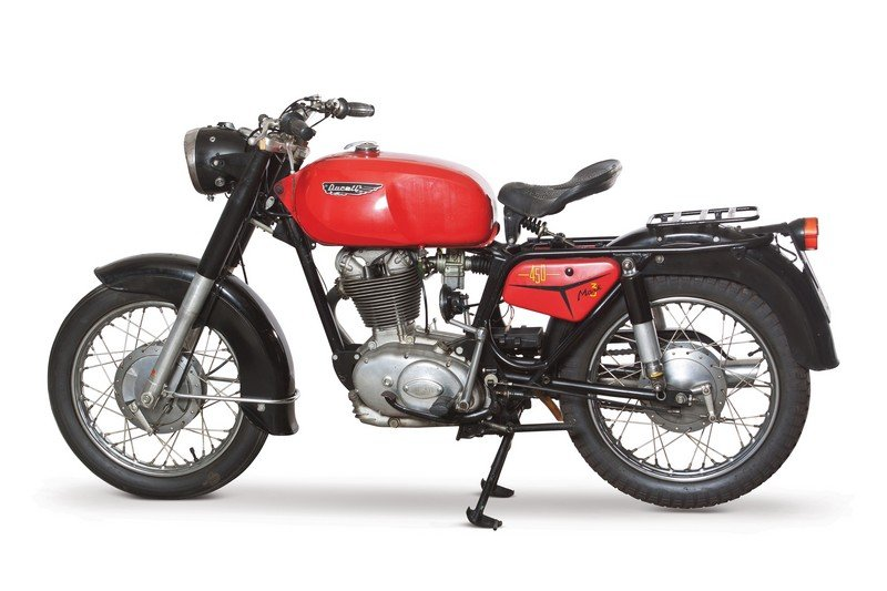 1969 Ducati 450 Mark 3 High Resolution Exterior - image 454616