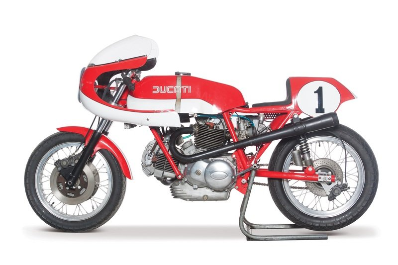 1974 Ducati 750 SS Corsa High Resolution Exterior - image 454097