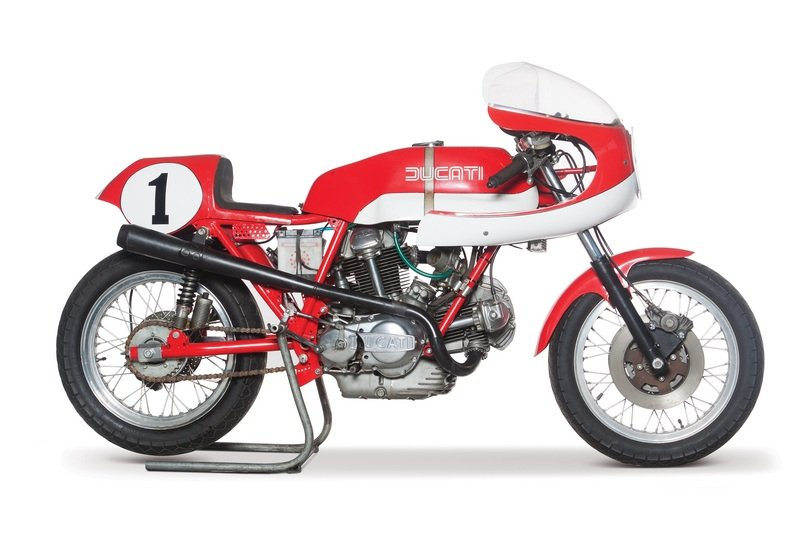 1974 Ducati 750 SS Corsa High Resolution Exterior Wallpaper quality - image 454098