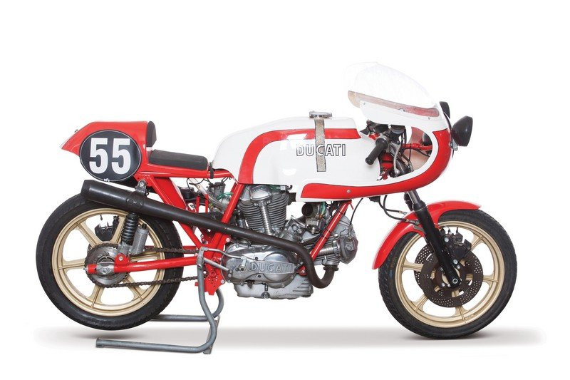 1975 Ducati 750 SS Corsa High Resolution Exterior - image 454532
