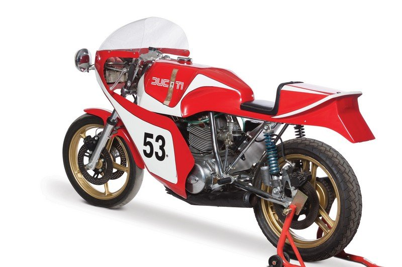 1975 Ducati 750 SS Corsa High Resolution Exterior - image 454446