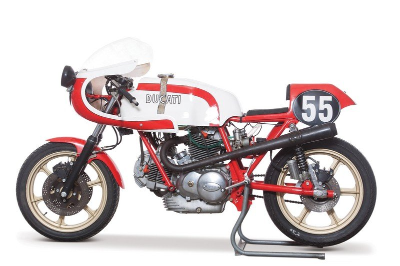 1975 Ducati 750 SS Corsa High Resolution Exterior - image 454540