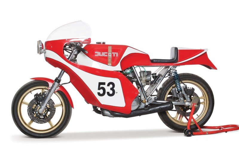1975 Ducati 750 SS Corsa High Resolution Exterior - image 454452