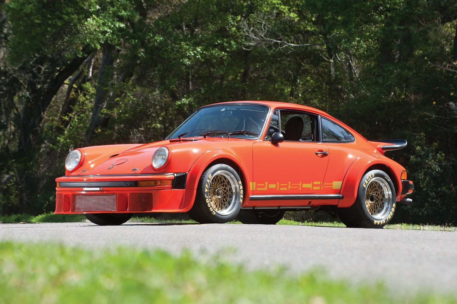 Auction Cars For Sale >> 1976 Porsche 934 Turbo RSR FIA GR/4 Review - Top Speed