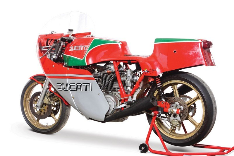 1978 Ducati 860 NCR Corsa High Resolution Exterior - image 455087