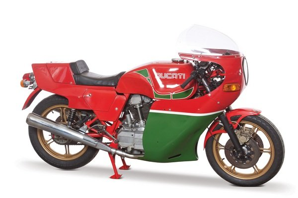 ducati 900 mike hailwood replica picture
