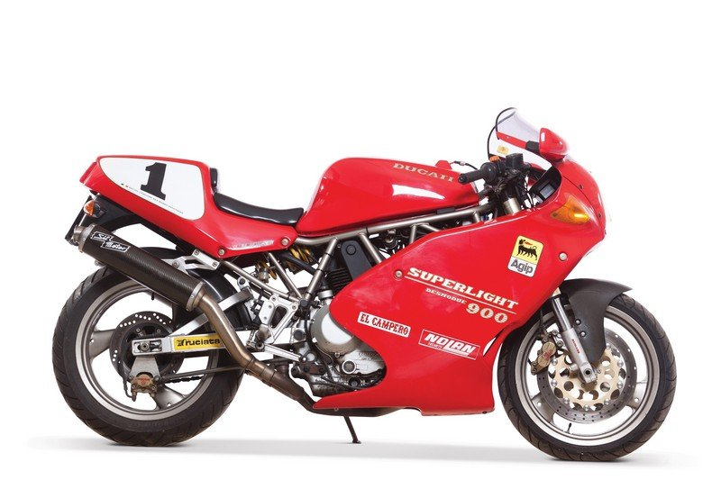 1993 Ducati 900 Superlight II