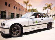 "BMW M3 Electric Coupe ""Pikes Peak"" by EV West"