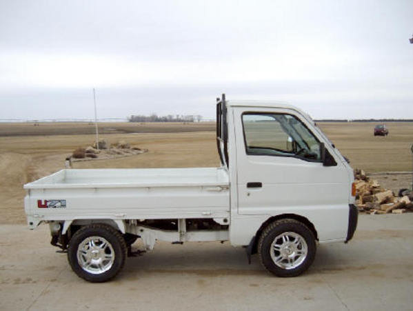 1999 - 2005 Suzuki Carry - Picture 453718 | truck review ...
