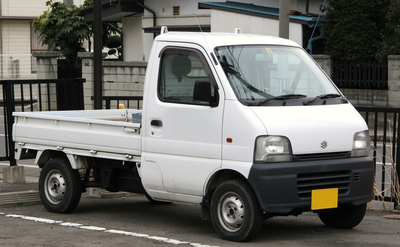 suzuki carry picture  truck review  top speed