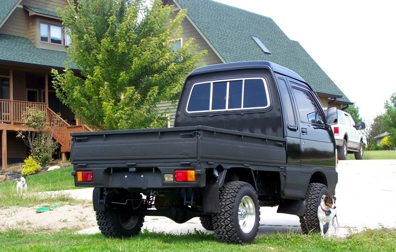 Daihatsu Hijet 4x4 For Sale Images Frompo 1