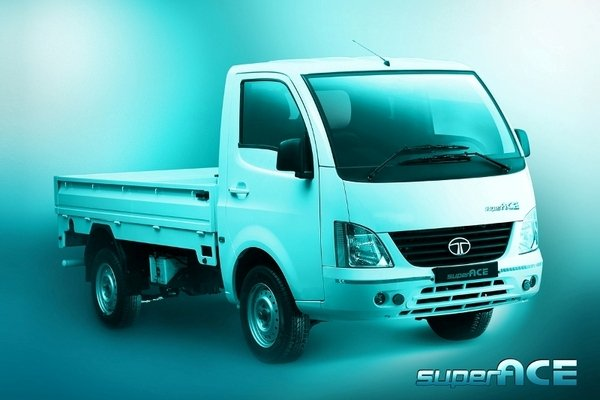 2010 Tata Super Ace | truck review @ Top Speed