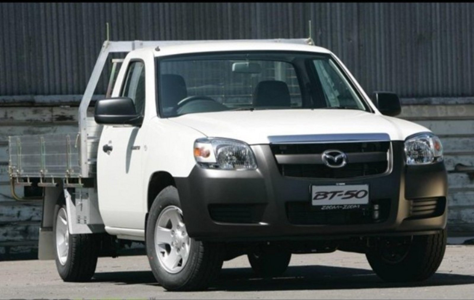 Mazda Bt Chassis X W