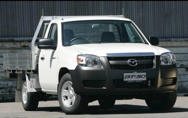 2006 - 2011 Mazda BT 50 Chassis Cab