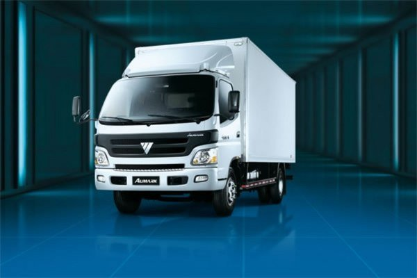 2008 Foton Aumark | truck review @ Top Speed