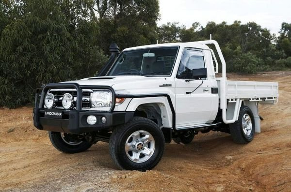 toyota landcruiser 70 series lc79 double cab and the html autos weblog. Black Bedroom Furniture Sets. Home Design Ideas