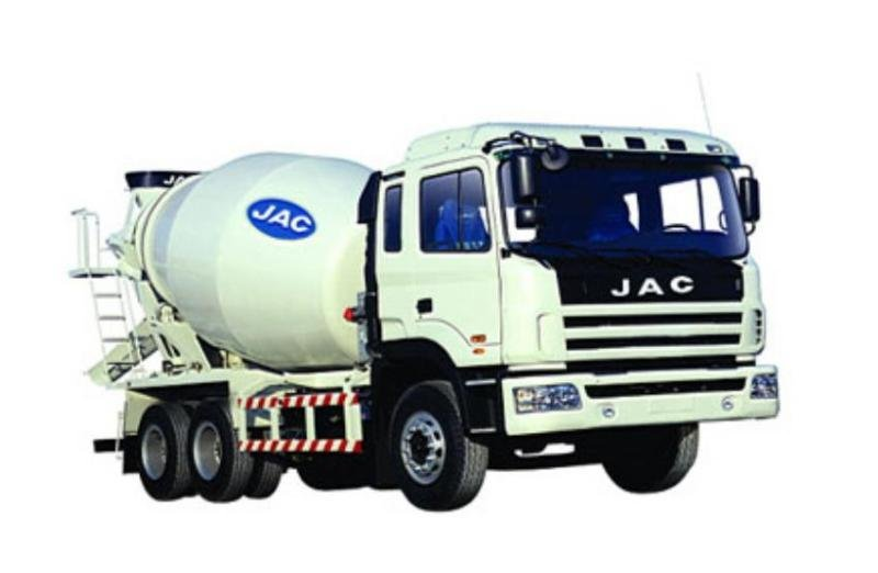 2010 JAC Heavy Duty