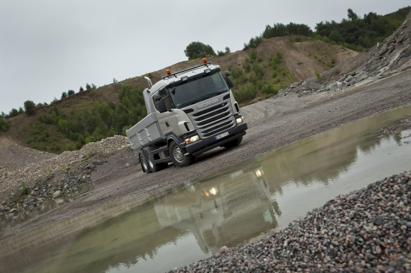 2010 Scania G Series