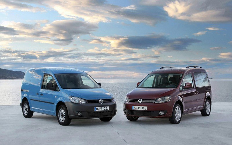 2010 Volkswagen Caddy High Resolution Exterior Wallpaper quality - image 457978
