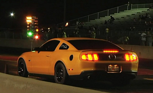 Ford Mustang  by CFM Performance
