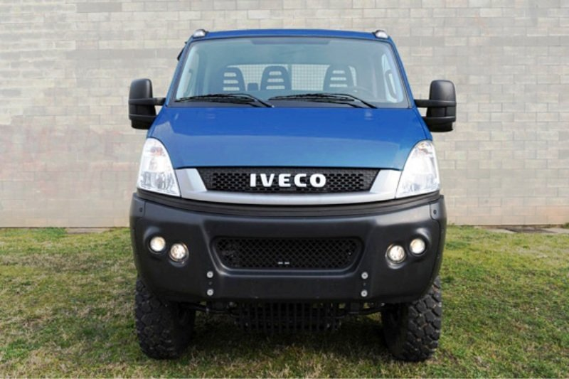 2011 Iveco Daily 4X4