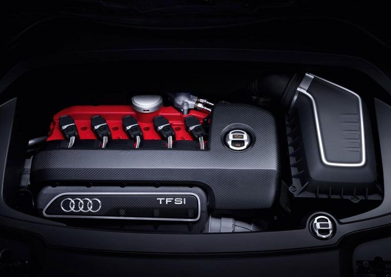 2012 Audi Q3 Red Track Concept High Resolution Drivetrain - image 454830