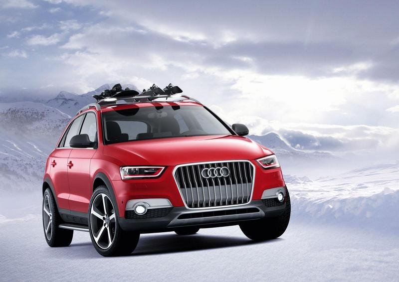 2012 Audi Q3 Red Track Concept High Resolution Exterior - image 454817