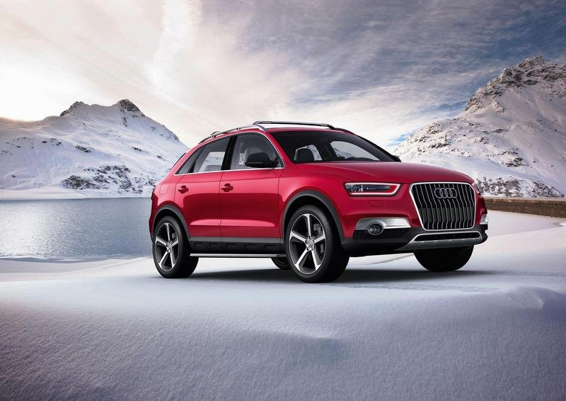 2012 Audi Q3 Red Track Concept High Resolution Exterior - image 454819