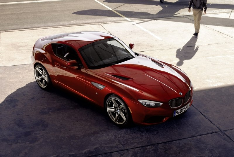 2012 BMW Zagato Coupe High Resolution Exterior - image 457490